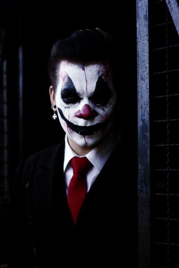 pin by morgen love on fef horror clown halloween styling inspo
