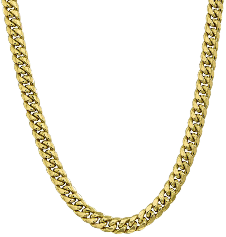 Pin By Fashmates Social Styling S On Products 10k Gold Chain Chain Necklace 10k Gold