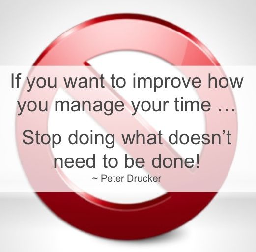 Stop doing what doesn't need to be done! www.smartworksinc.ca