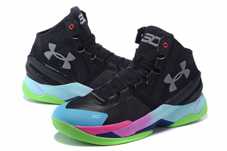 Men\u0027s Under Armour UA Stephen Curry Two Low Basketball Shoes White/Black/Red  | Under Armour UA Speedform Running Shoes | Pinterest | Stephen curry, ...