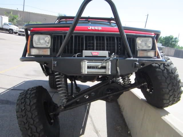 New Hudfab Hidden Winch Bumper Jeep Cherokee Forum Jeep