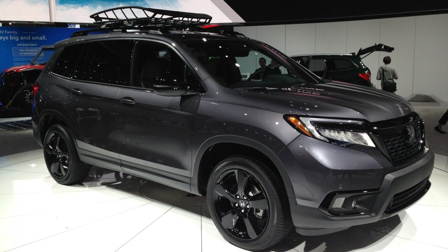 2020 Honda Passport Reviews Concept And Review