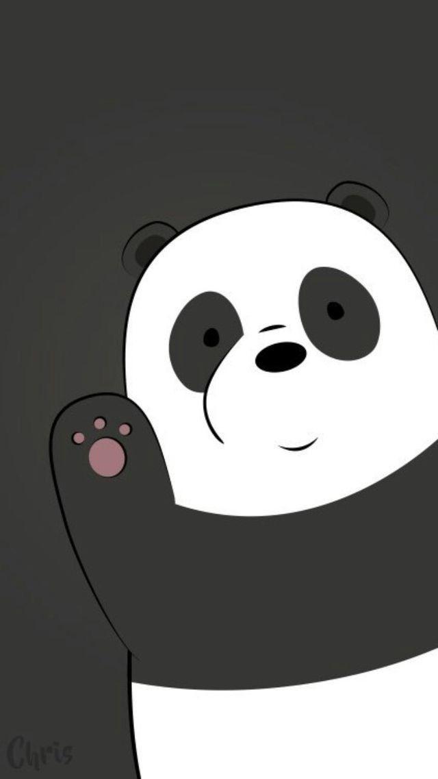 Fondos De Pantalla Tumblr Mwrtinx Bear Wallpaper Cute Panda Wallpaper Panda Wallpapers