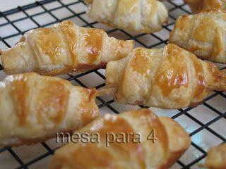Mini Croissants [por experimentar]