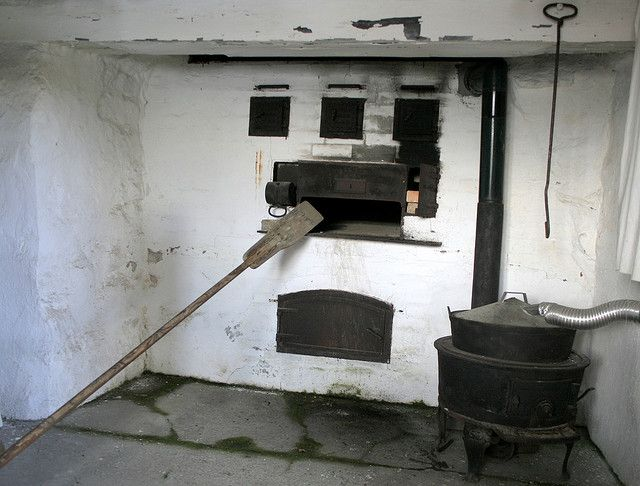 Wood Fired Baking Oven The Old Bakery At Mageroya Hemne In Norway
