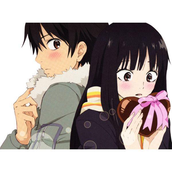 Render Kimi ni todoke Sawako Sadako Kazehaya Shota - Animes et Manga -... ❤ liked on Polyvore