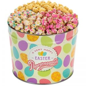Easter 2 gallon popcorn tin popcornopolis pinterest popcorn popcornopolis easter popcorn gift baskets and easter popcorn party tins popular gourmet popcorn flavors like zebra caramel cheddar and more negle Gallery