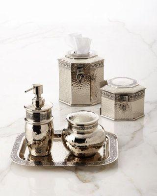 6jj9 john robshaw taxila vanity tray taxila hexagonal box vanity traybathroom accessoriescat