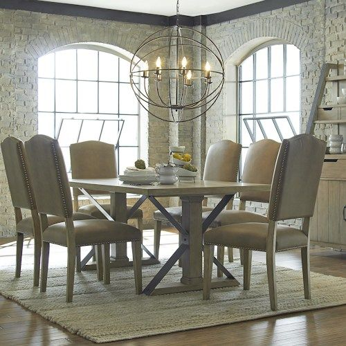 Shop for the progressive furniture shenandoah rect dining table at zaks fine furniture your tri cities johnson city and bristol tennessee furniture