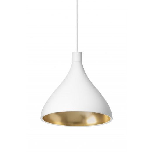 Swell 1 Light Single Bell Pendant Swell Pendant Pendant Light Pablo Designs