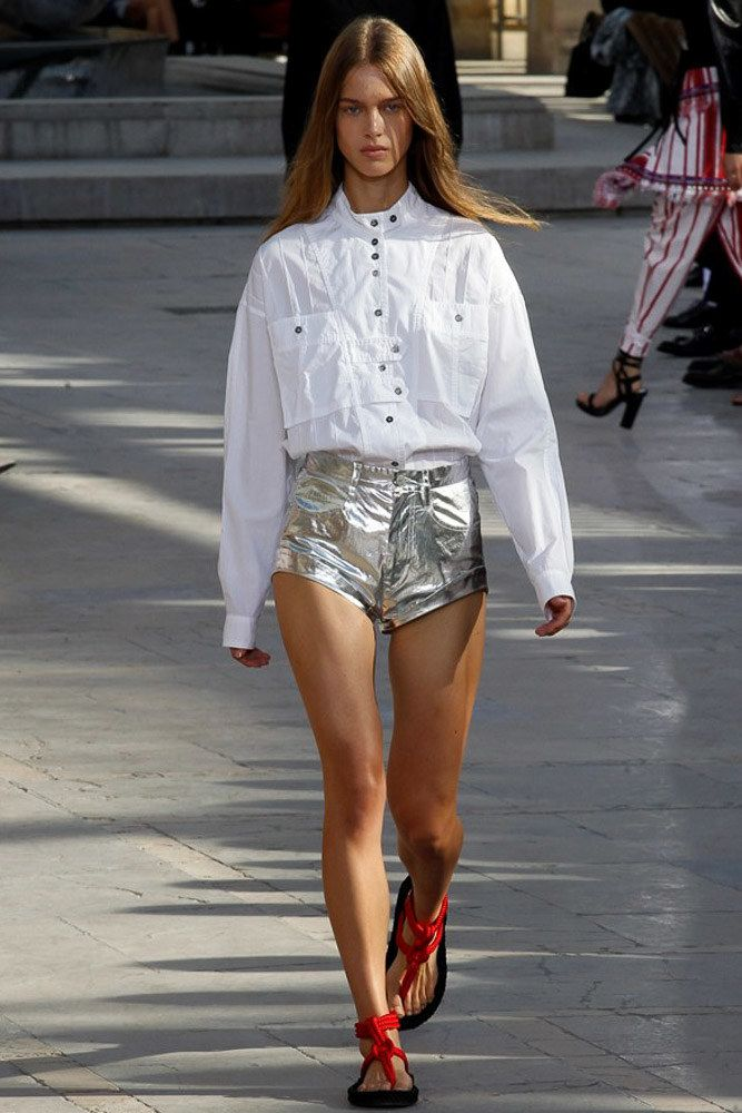 Isabel Marant Spring 2016 Ready-to-Wear Fashion Show