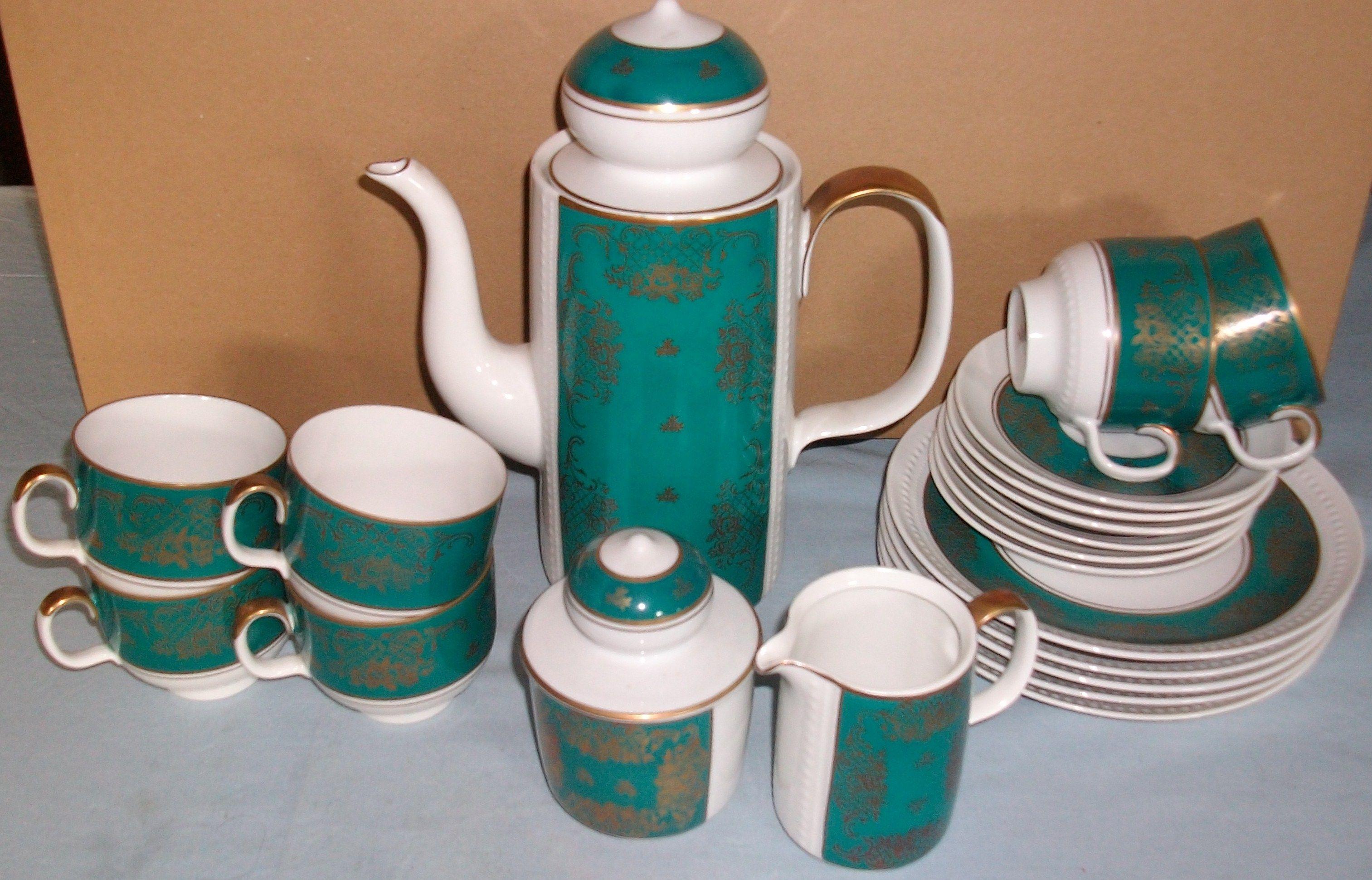 die besten 25 reichenbach porzellan ideen auf pinterest keramik geschirr set farbig und. Black Bedroom Furniture Sets. Home Design Ideas