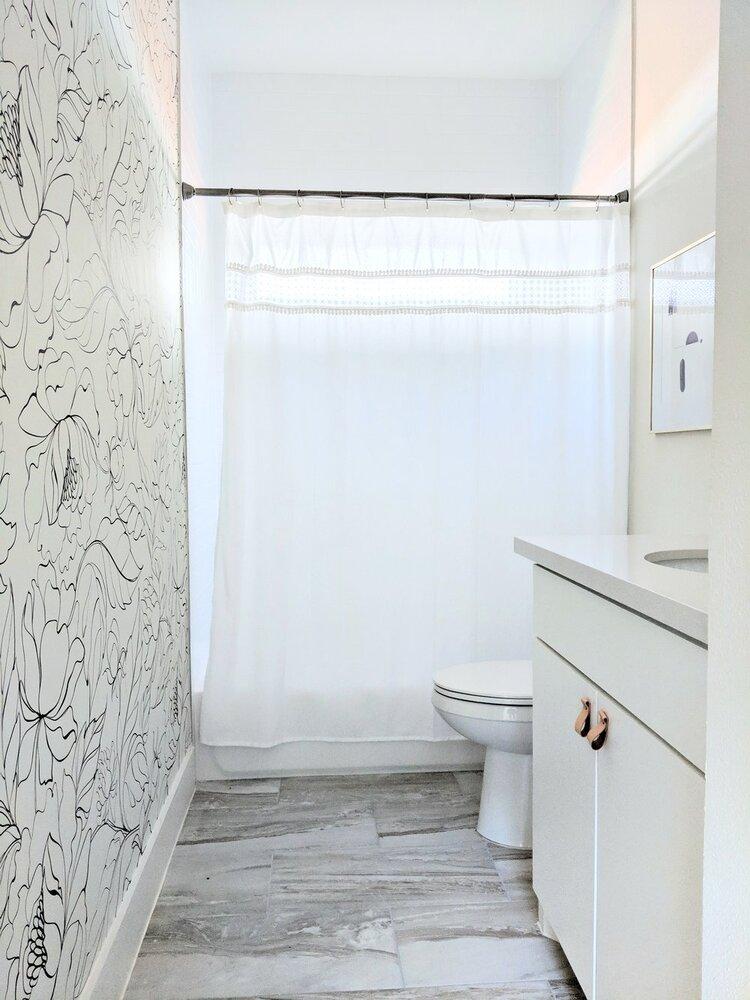 Pre Pasted Wallpaper Vs Peel Stick Wallpaper Collected Eclectic Prepasted Wallpaper Peel And Stick Wallpaper Florida Design