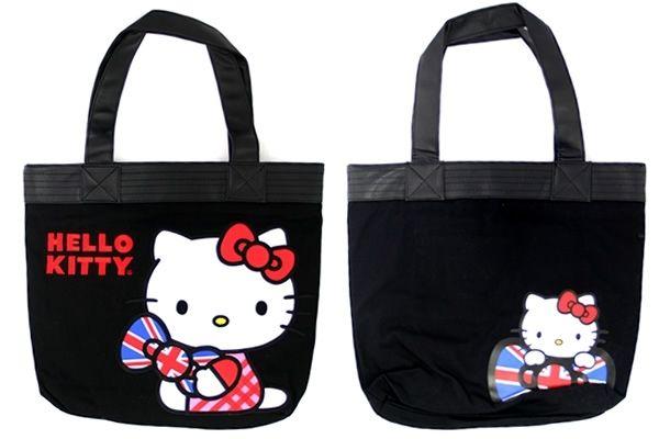 Hello Kitty KISS Tote Bag  08d5d790a084f
