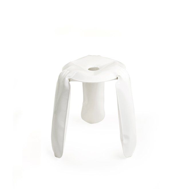 Zieta Plopp Mini in White at Scissor - SOLD OUT