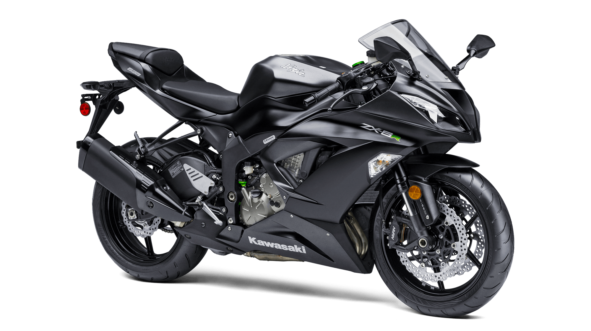 2015 NINJAR ZXTM 6R ABS Supersport Motorcycle By Kawasaki