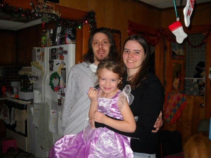 My Jess,Kristina,and Craig