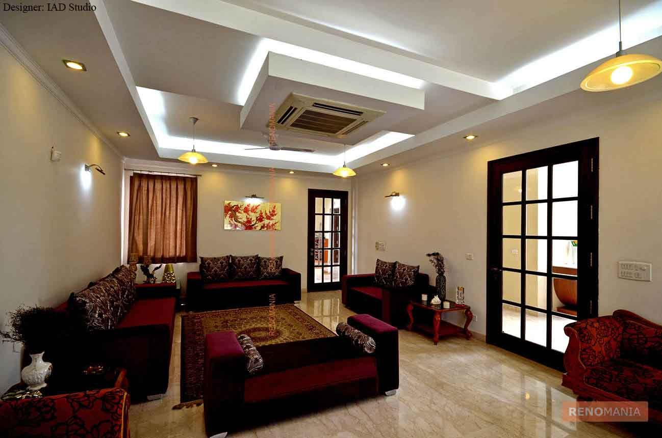 Pin by Renomania on Stylish False Ceiling Designs | Pinterest ... for False Ceiling Light Designs  545xkb