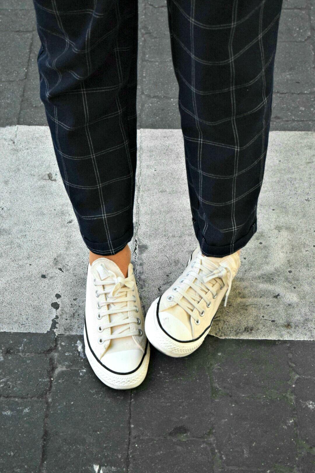 zapatillas converse hombres azul
