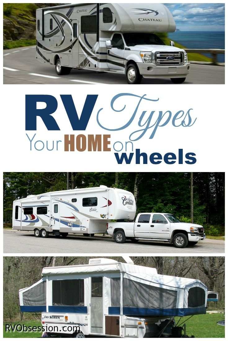 Different Types Of Rvs Your Home On Wheels Rv Travel