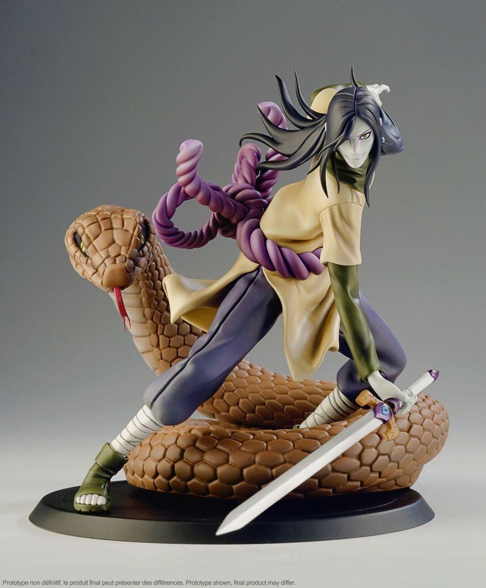 Naruto Shippuden Orochimaru DX-TRA 1//10 PVC Figur Figuren No Box