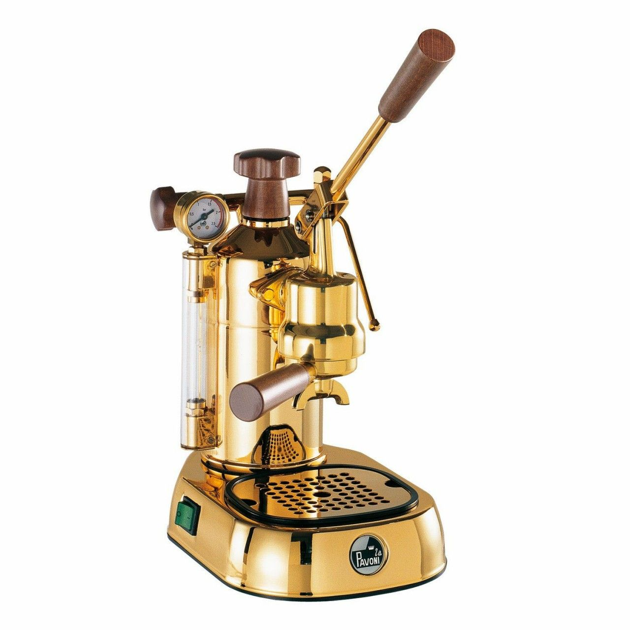 Lever Piston Espresso Machine By La Pavoni