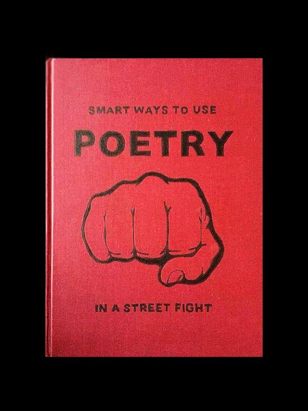 Poesie im Straßenkampf