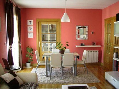 C mo pintar el sal n kitchen living room kitchen and - Como pintar salon ...