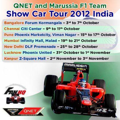 F Race Cars Qnet