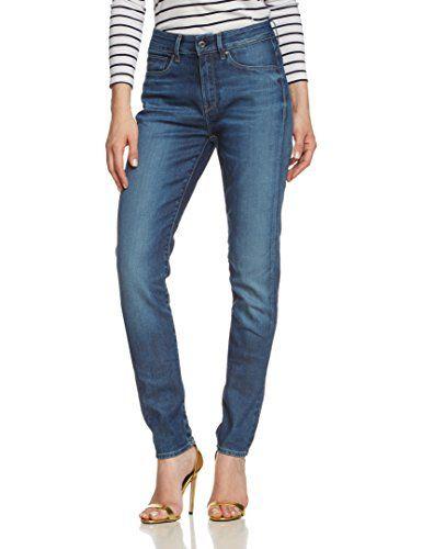G Star Damen Super Skinny Jeans 3301 Ultra High Nippon Superstretch Gr W27 L34 Blau Dk Aged 89 Skinny Jeans Style Skinny Jeans Blue Super Skinny