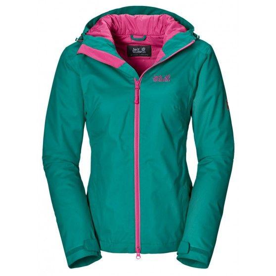 Gekleurde Winterjas Dames.De Chilly Morning Winterjas Voor Dames Is Vrolijk Gekleurd En Biedt