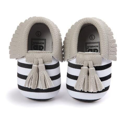 Moccasins Soft Sole Girls Dress Shoes