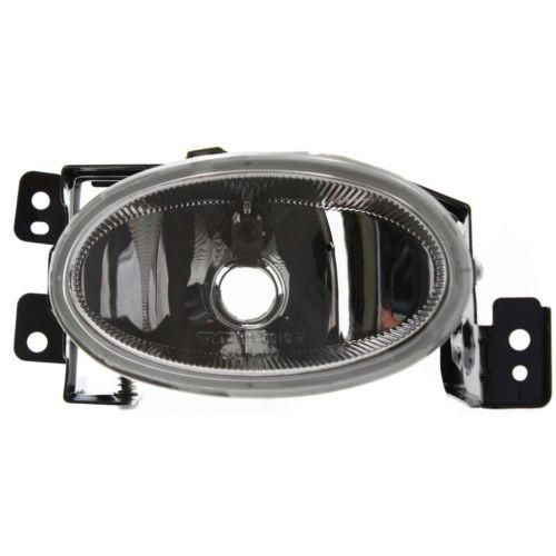 2004-2008 Acura TSX Fog Lamp RH, Lens And Housing, Factory