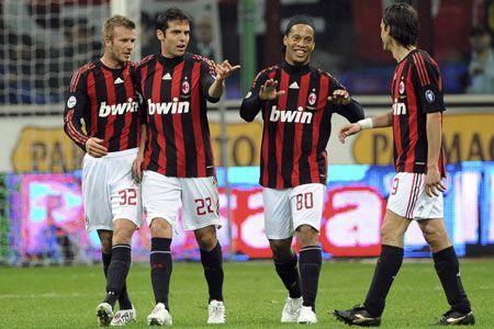 Pin By Sean Suckra On Bad Milan Football Ac Milan Football