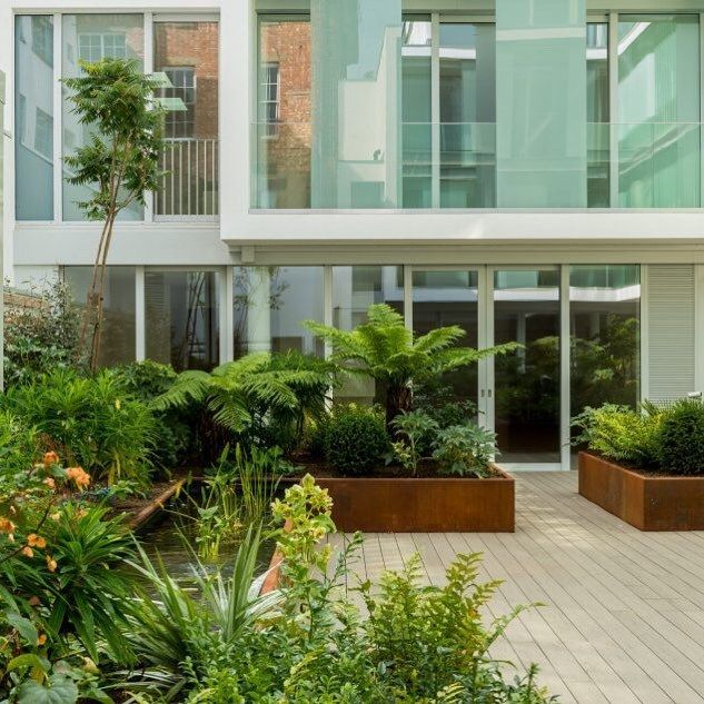 D8mart.com Barnsbury Square Modern Apartment. Architect