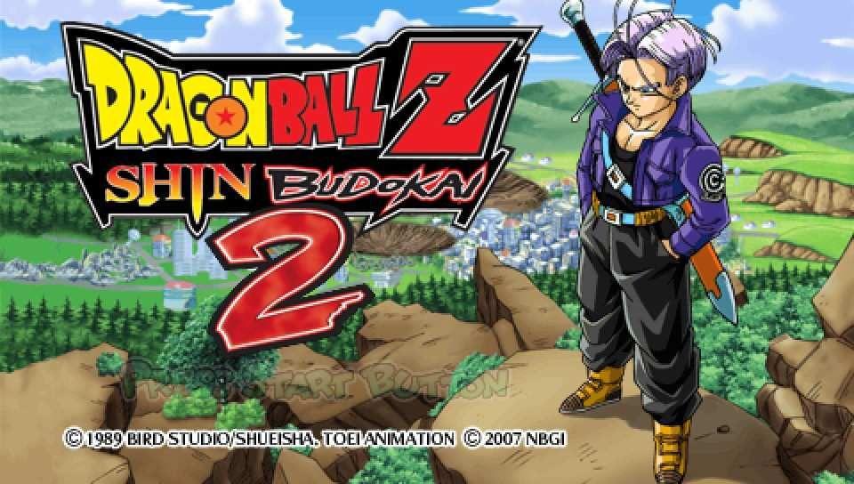 Image result for dragon ball z shin budokai 2