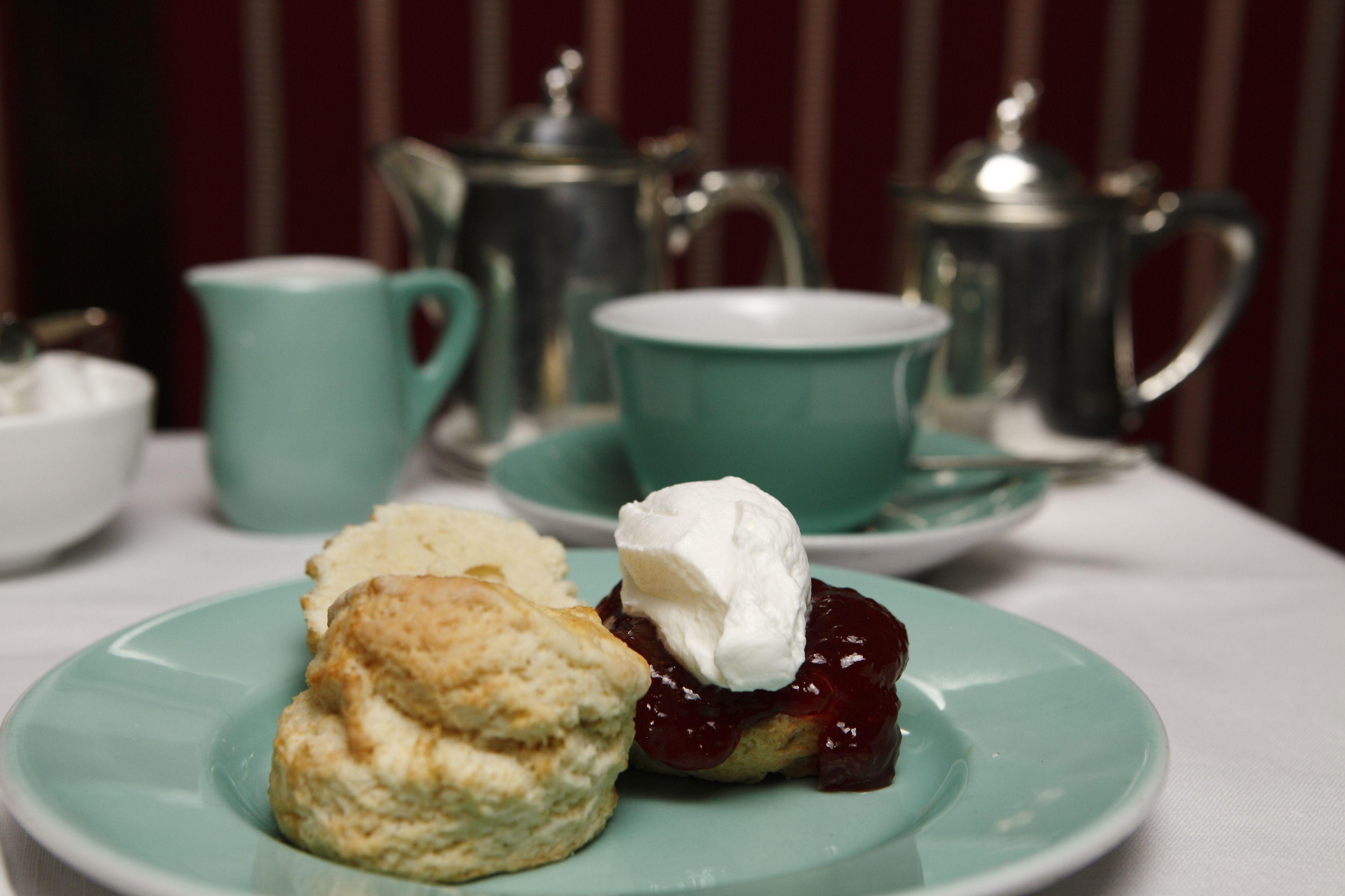 Babington's Tea Rooms, Sala da tè inglese alle pendici di ...