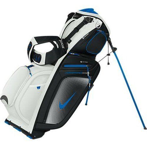 Nike Golf Performance Hybrid Stand Bag Blue Black