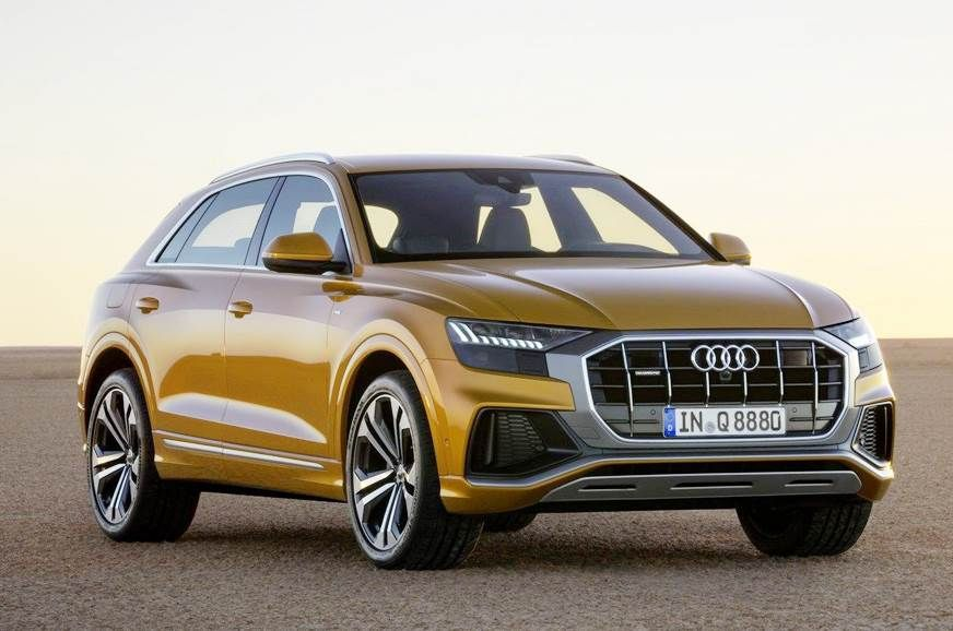 Audi Q8 Suv To Be Launched In India On January 15 2020 In 2020 With Images Suv Audi Tata Motors