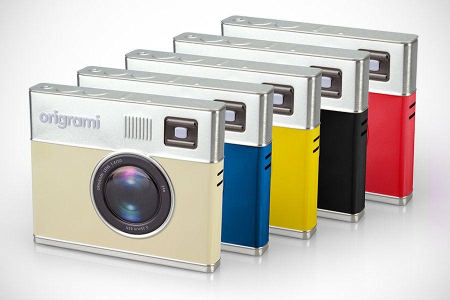 Origrami verpackt die Abzüge der Instagram-Bilder in einer schönen Verpackung.