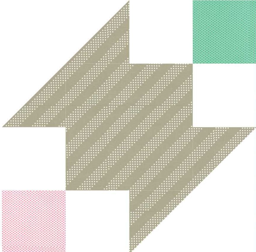 Northern Lights 12 Inch Block Pattern | Quilt, Sew and Quilt patterns : easy 12 inch quilt block patterns - Adamdwight.com