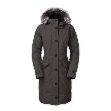 3173b3c75c The North Face Tremaya: The classic parka jacket gets optimized for winter  with a waterproof HyVent® 2L exterior that protects the lofty 550-fill down  ...