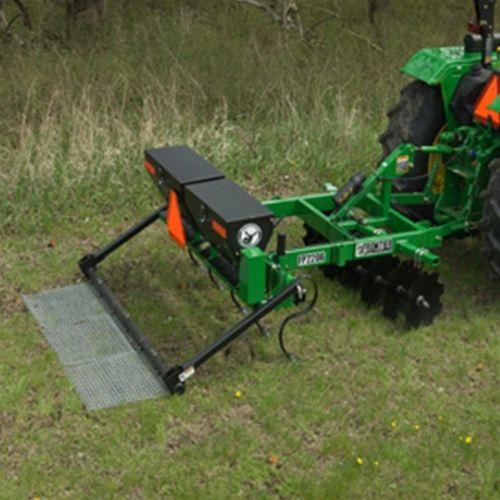 Frontier 42 Food Plot Seeder Fp2204 Mutton Power Equipment