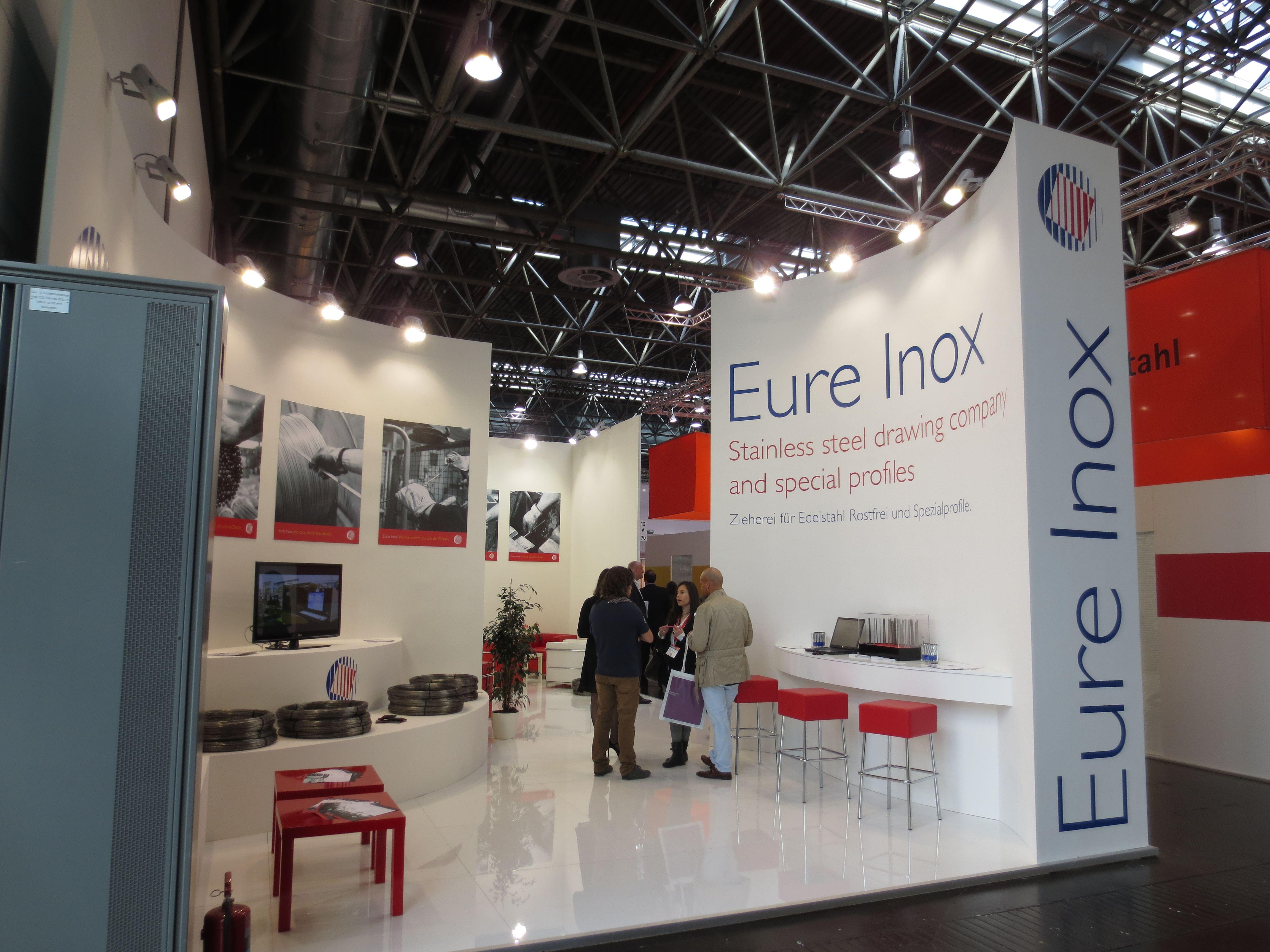 Wire Tube Messe D Sseldorf Eure Inox Ricerca Analisi  # Muebles Voila Murcia