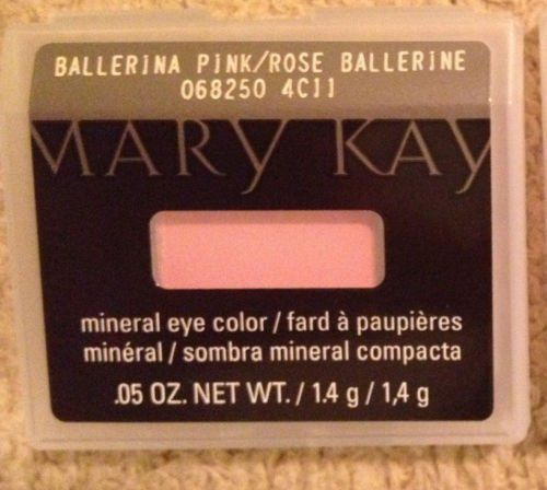 Mary Kay Mineral Eye Color – Ballerina Pink *** Check this awesome product by going to the link at the image. (This is an affiliate link)