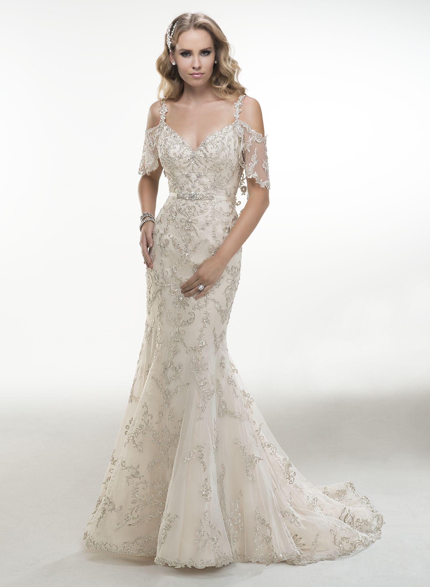 46++ Cold shoulder wedding dress info