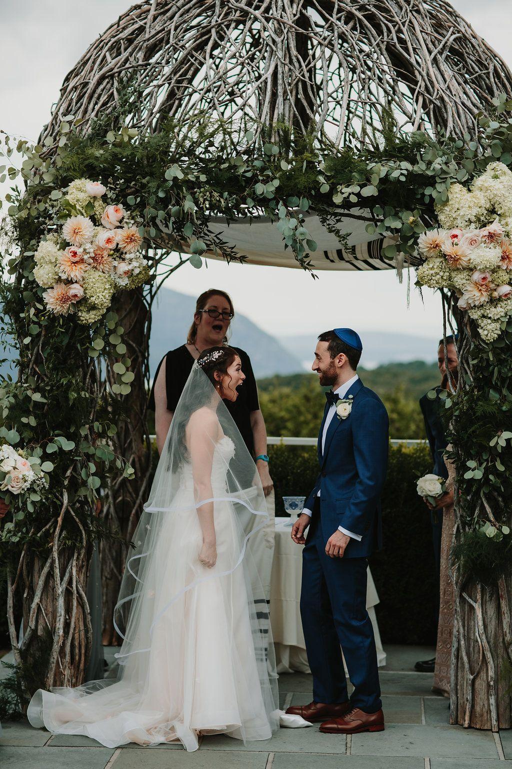 Midsummer Night's Dream Wedding in Upstate NY Bride