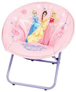 Disney Princess Folding Chair Relax On This Metal Folding Disney Princess  Chair.Folds Up For