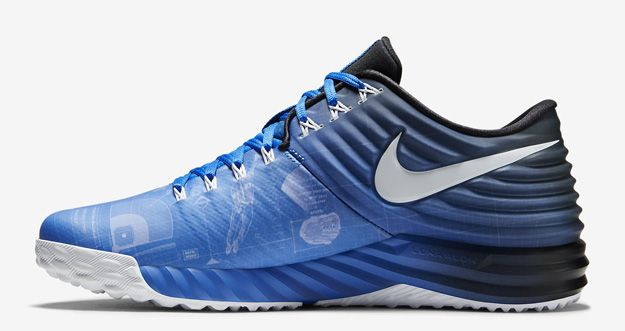 Nike Lunar Trout 2 Turf 'Blueprint' ...