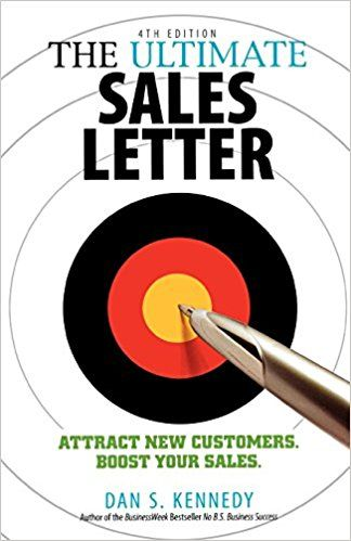 The Ultimate Sales Letter Attract New Customers Boost your Sales - format of sales letter